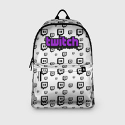 Рюкзак Twitch Online цвета 3D-принт — фото 2