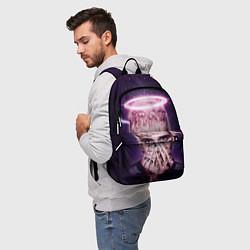 Рюкзак Lil Peep: Black Angel цвета 3D — фото 2