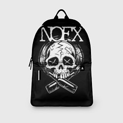 Рюкзак NOFX Skull цвета 3D — фото 2
