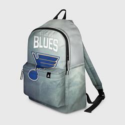 Рюкзак St Louis Blues цвета 3D-принт — фото 1