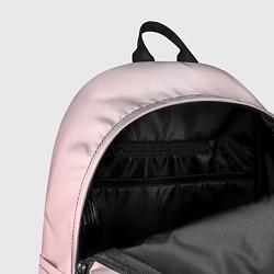 Рюкзак TWICE ONCE цвета 3D-принт — фото 2