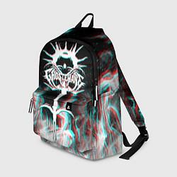 Рюкзак GHOSTEMANE GLITCH цвета 3D-принт — фото 1