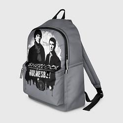 Рюкзак Sherlock Holmesboy цвета 3D-принт — фото 1