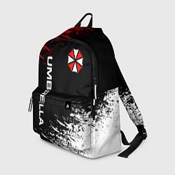 Рюкзак UMBRELLA CORPORATION цвета 3D-принт — фото 1