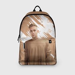 Рюкзак Егор Крид цвета 3D-принт — фото 2