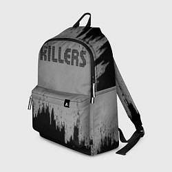 Рюкзак The Killers Logo цвета 3D-принт — фото 1
