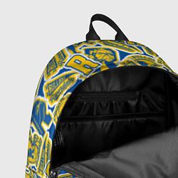 Рюкзак RIVERDALE цвета 3D — фото 2