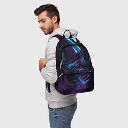 Рюкзак ЧУЖОЙ цвета 3D — фото 2