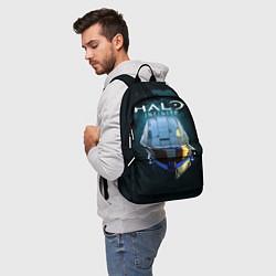 Рюкзак Halo Infinite цвета 3D-принт — фото 2