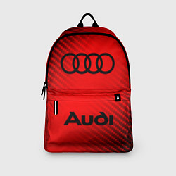 Городской рюкзак с принтом AUDI АУДИ, цвет: 3D, артикул: 10266433305601 — фото 2