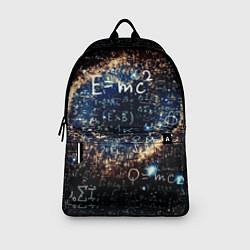 Рюкзак Формула Вселенной цвета 3D — фото 2