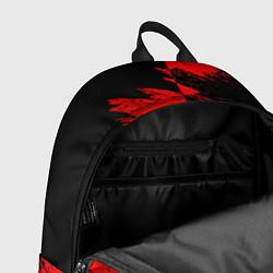 Рюкзак YAMAHA ЯМАХА цвета 3D-принт — фото 2