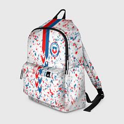 Рюкзак Сборная Чили цвета 3D — фото 1