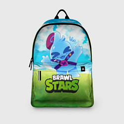 Рюкзак Сквик Squeak Brawl Stars цвета 3D — фото 2
