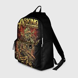 Рюкзак Asking Alexandria цвета 3D — фото 1