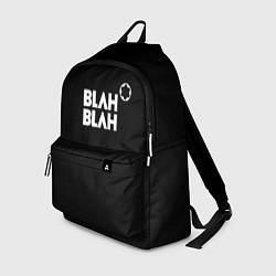 Рюкзак Blah-blah цвета 3D-принт — фото 1
