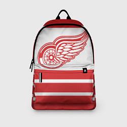 Рюкзак Detroit Red Wings цвета 3D-принт — фото 2