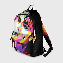 Рюкзак Michael Jackson Art цвета 3D — фото 1
