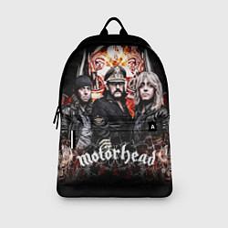 Рюкзак Motorhead Band цвета 3D — фото 2
