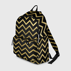 Рюкзак Узор цвета 3D — фото 1