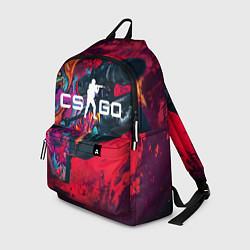Рюкзак CS:GO Beast AWP цвета 3D — фото 1