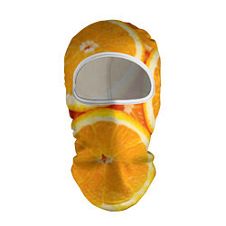 Балаклава Апельсин цвета 3D-белый — фото 1