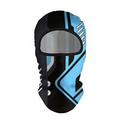 Маска-балаклава с принтом CS:GO Vulcan, цвет: 3D-черный, артикул: 10086020005002 — фото 1