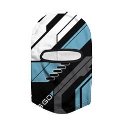 Балаклава CS:GO Vulcan Style цвета 3D-черный — фото 2
