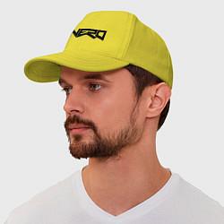 Бейсболка Nero цвета желтый — фото 1