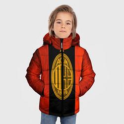 Куртка зимняя для мальчика Milan5 цвета 3D-черный — фото 2