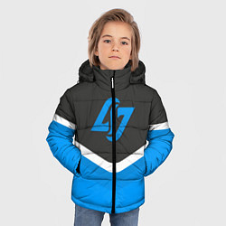 Куртка зимняя для мальчика CLG Uniform цвета 3D-черный — фото 2