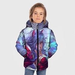 Куртка зимняя для мальчика Red Dress цвета 3D-черный — фото 2