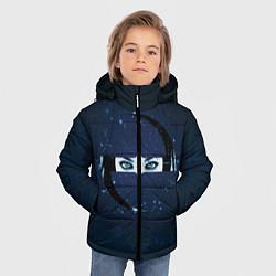 Куртка зимняя для мальчика Evanescence Eyes цвета 3D-черный — фото 2