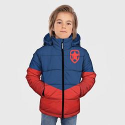Куртка зимняя для мальчика Gambit eSports цвета 3D-черный — фото 2