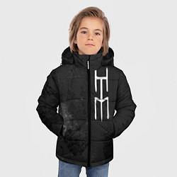 Куртка зимняя для мальчика HIM - фото 2