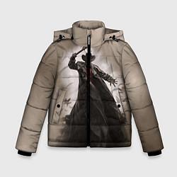 Зимняя куртка для мальчика Джиперс Криперс