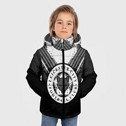 Куртка зимняя для мальчика FC Leicester City: Black Style - фото 2