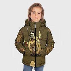 Куртка зимняя для мальчика Wild Wilson - фото 2