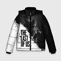 Зимняя куртка для мальчика The Last of Us: White & Black