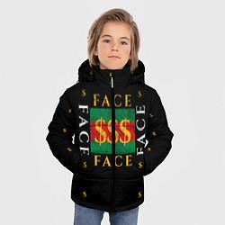 Куртка зимняя для мальчика FACE GG Style цвета 3D-черный — фото 2