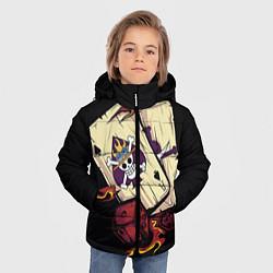 Куртка зимняя для мальчика One Piece цвета 3D-черный — фото 2