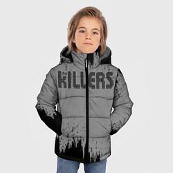 Куртка зимняя для мальчика The Killers Logo - фото 2