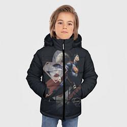 Куртка зимняя для мальчика Superman - фото 2