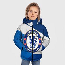 Куртка зимняя для мальчика Chelsea Exlusive цвета 3D-черный — фото 2