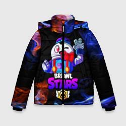Зимняя куртка для мальчика BRAWL STARS LOU