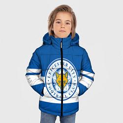 Куртка зимняя для мальчика LEICESTER CITY - фото 2