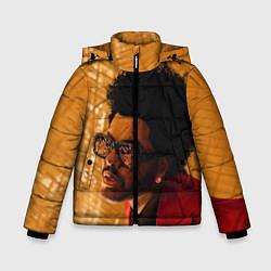 Куртка зимняя для мальчика After Hours - The Weeknd цвета 3D-черный — фото 1