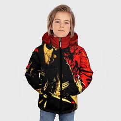 Куртка зимняя для мальчика Redwood original цвета 3D-черный — фото 2