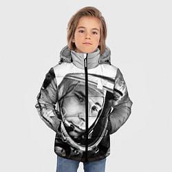 Куртка зимняя для мальчика Юрий Гагарин - фото 2