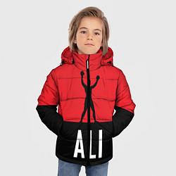 Куртка зимняя для мальчика Ali Boxing - фото 2